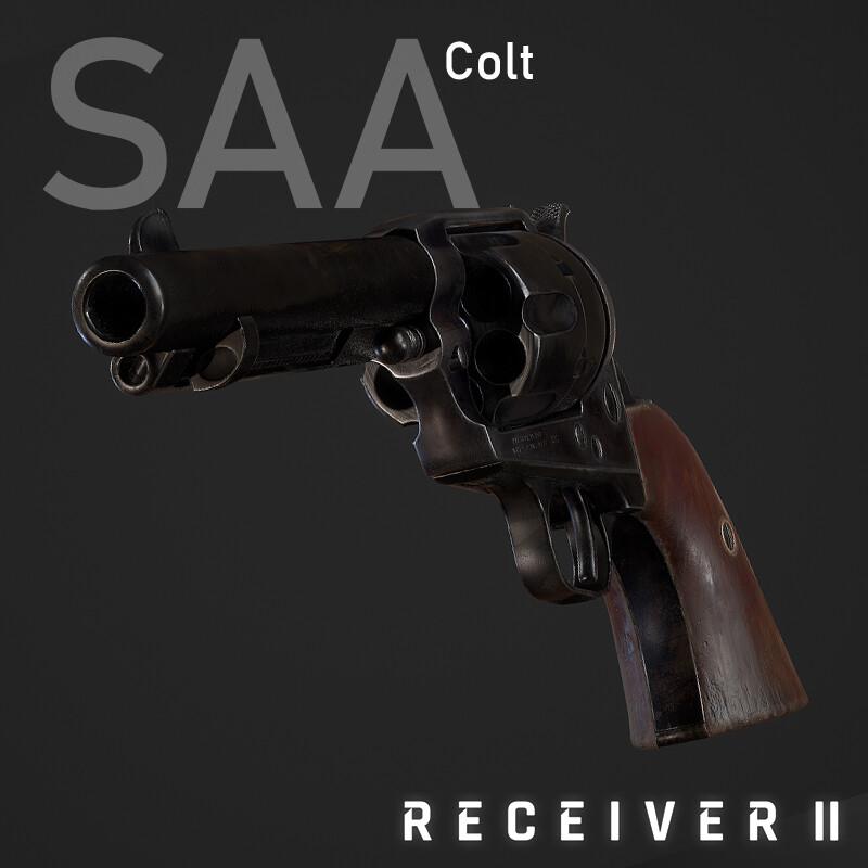 Colt Single action army (SAA)