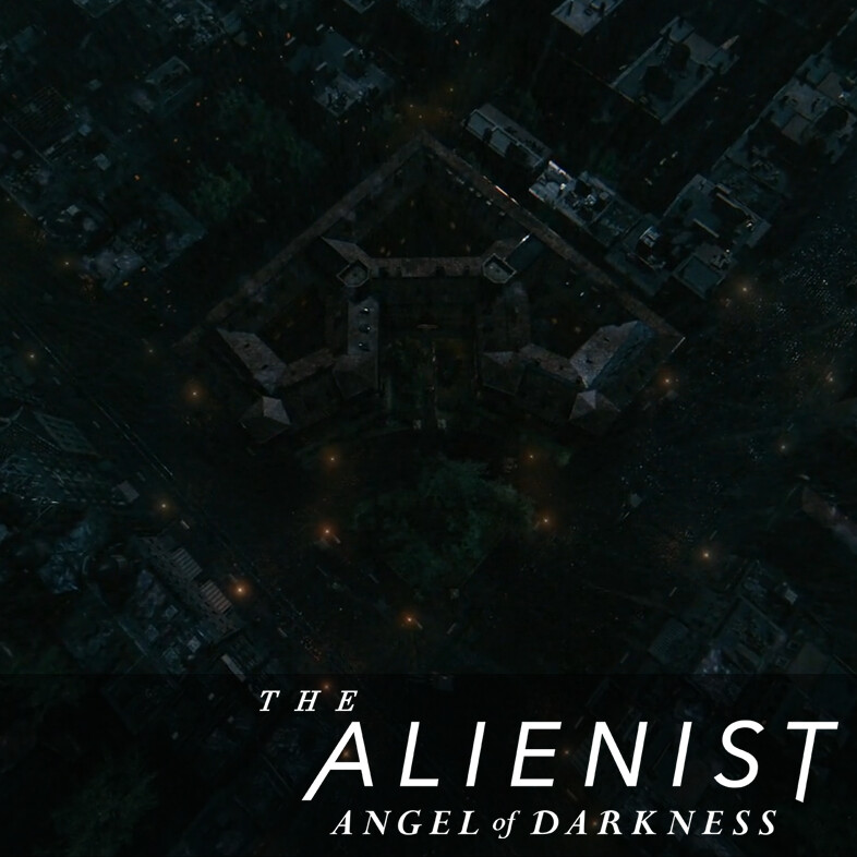 Lying In Hospital - The Alienist: Angel of Darkness