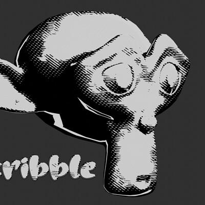 Franck moewe franck moewe pure comic shader 1 2 scribble blender 2 83eevee