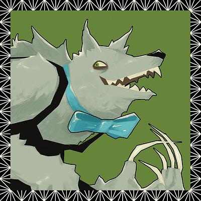 Samuel herb samuel herb card werewolf asthumb