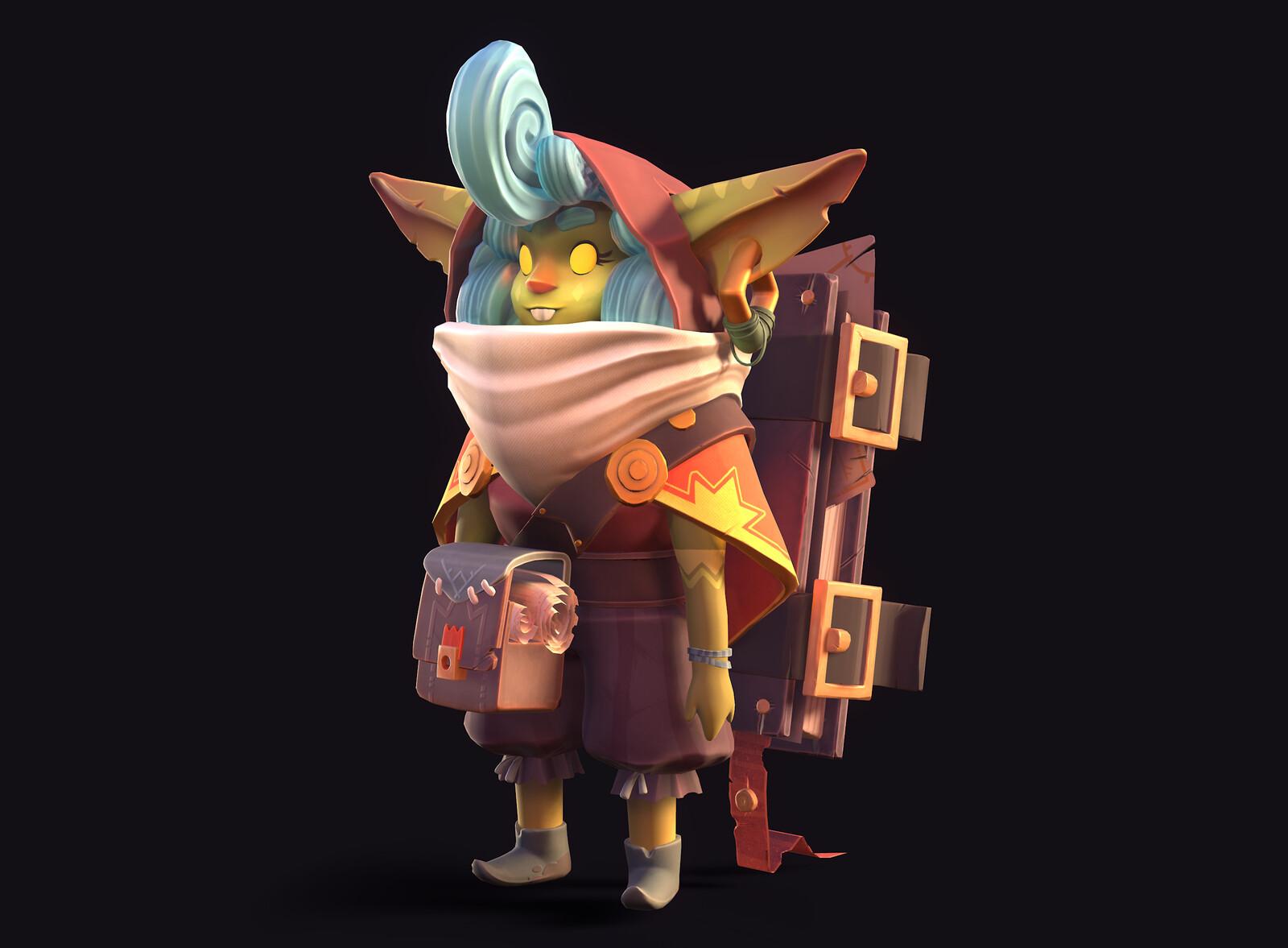 Young Elf Disciple