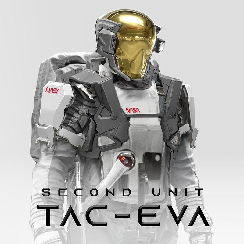 NASA - Tactical EVA Suit