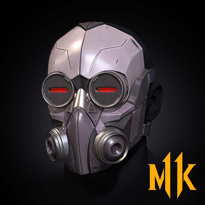 Kabal Masks (Mortal Kombat 11 Gears)