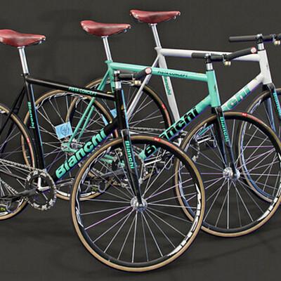Bianchi Pista Concept
