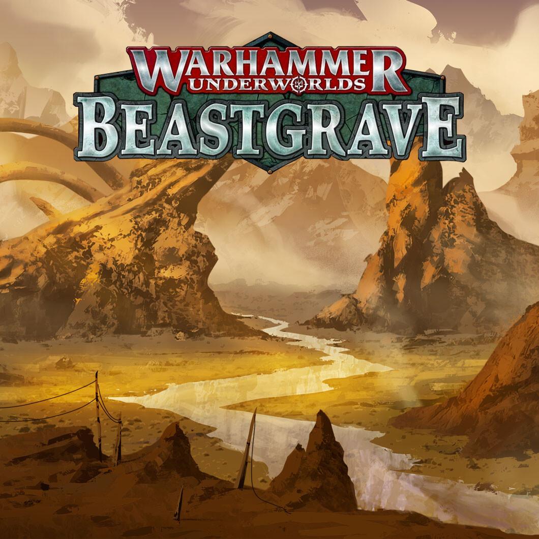 ArtStation - Warhammer Underworlds - Beastgrave, Tworents