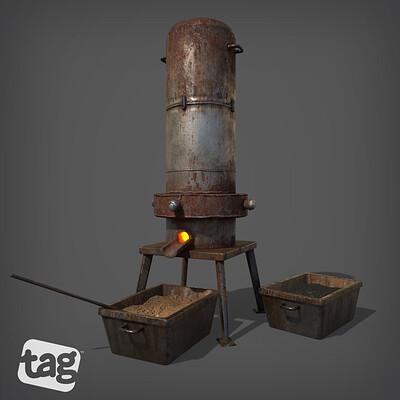 Lara bendoris lara bendoris blast furnacethumb