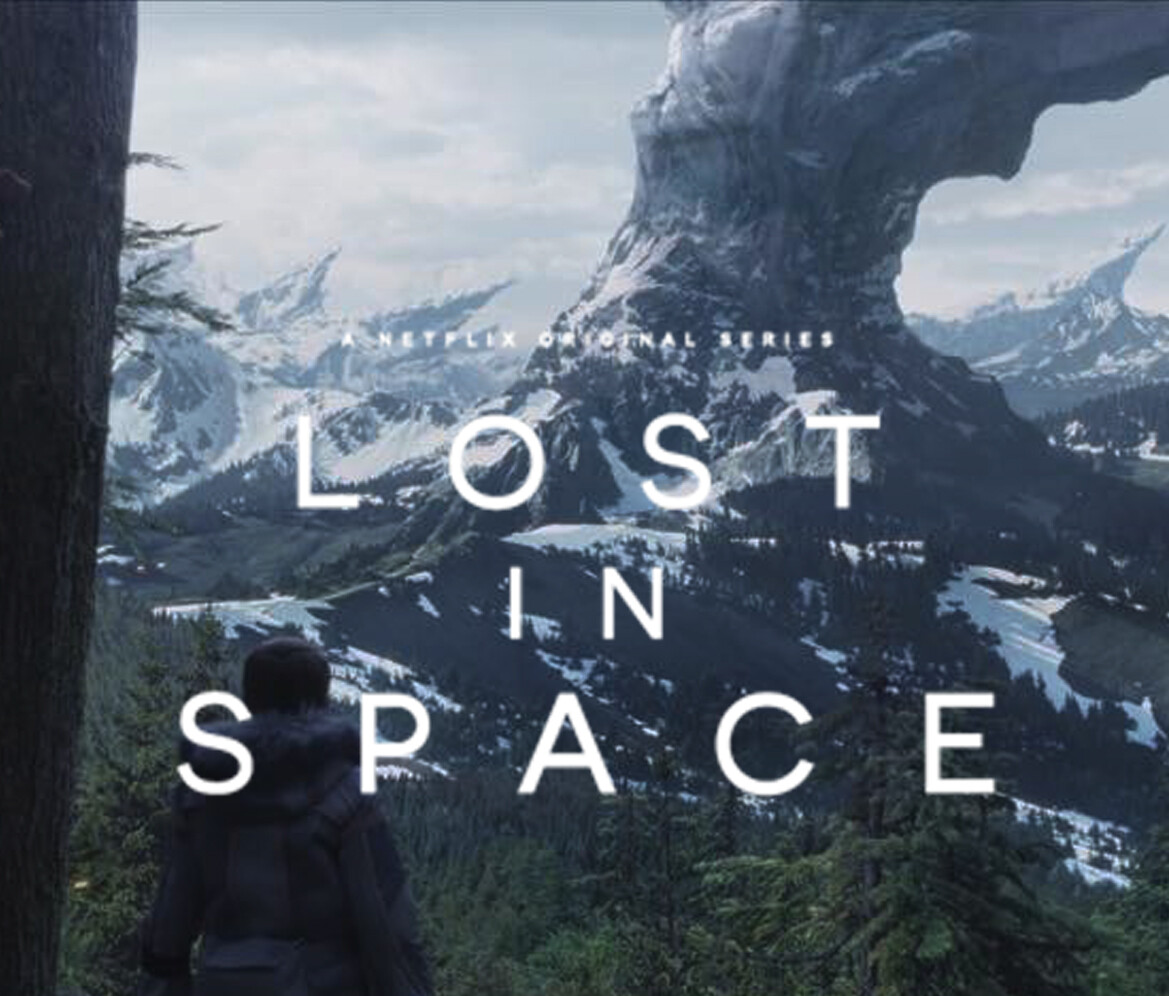 Lost in Space Concept VFX
