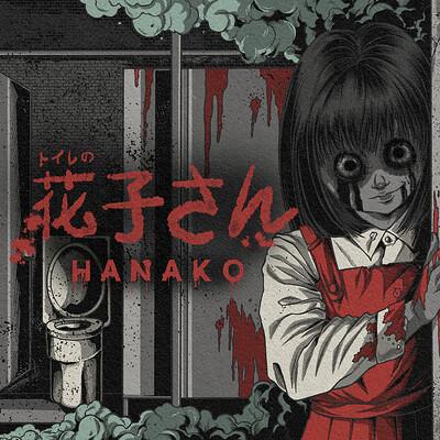 Yasuka taira yasuka taira artstation cover hanako chillasart