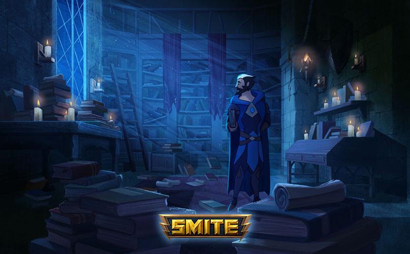 SMITE_ Merlin & Arthur Teaser