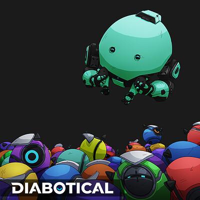 Bollhav - Diabotical ingame art