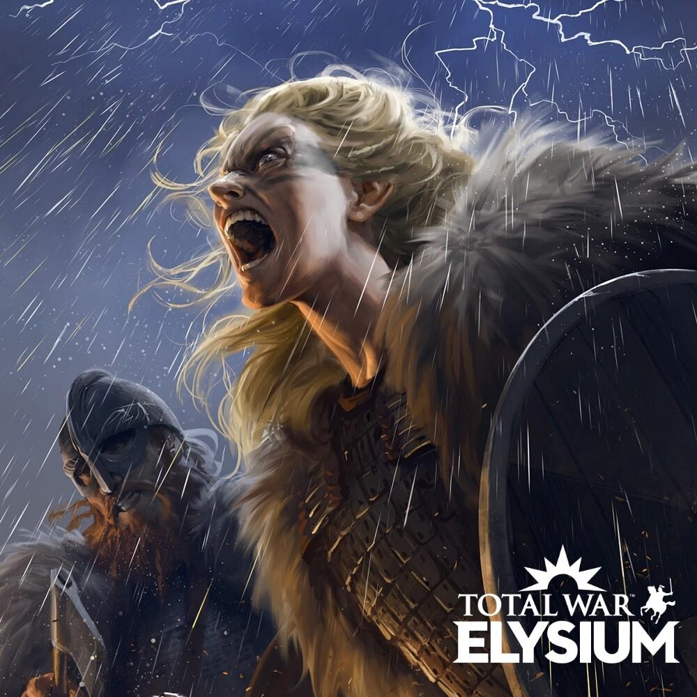 Total War Elysium : Strike Fear