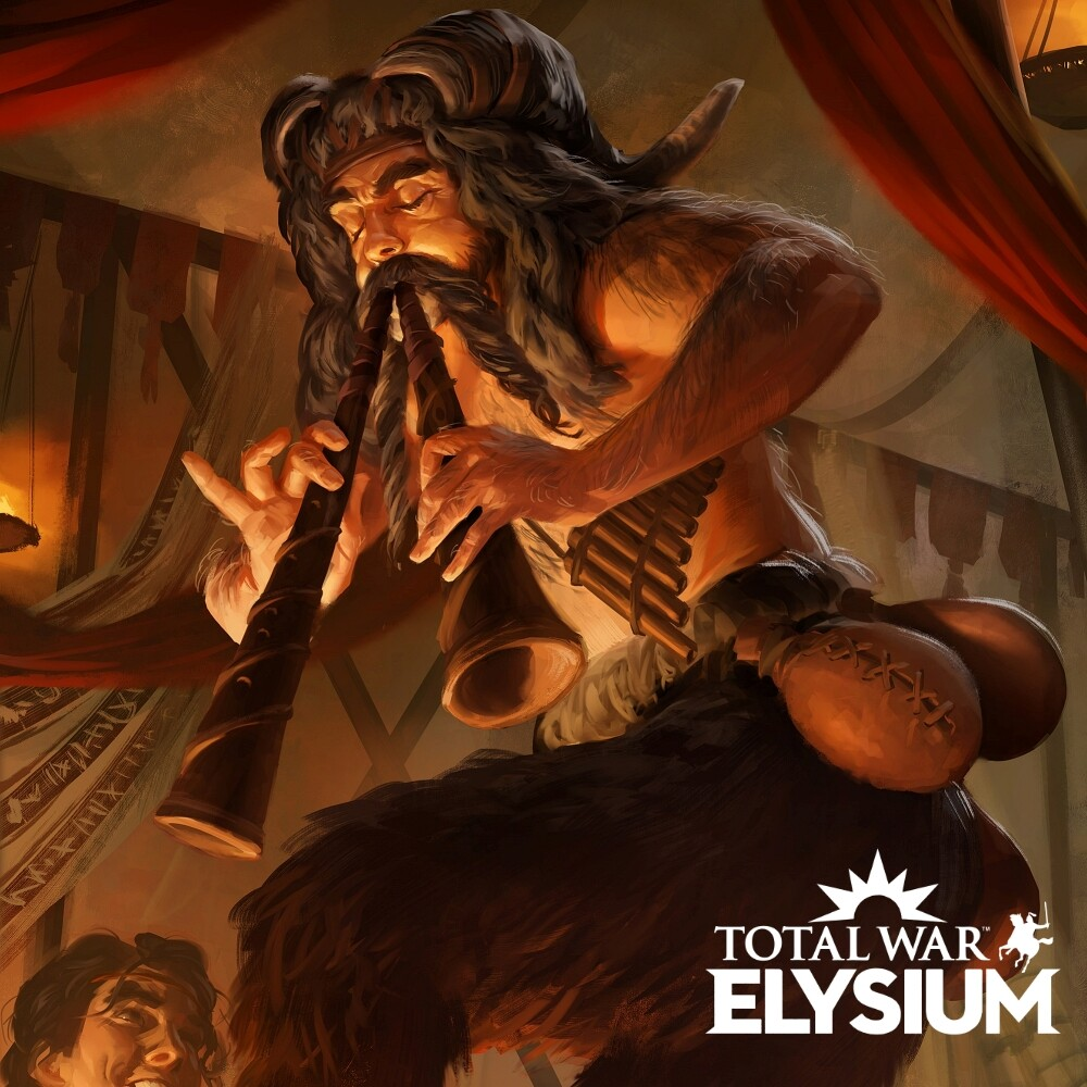 Total War Elysium : Satyr
