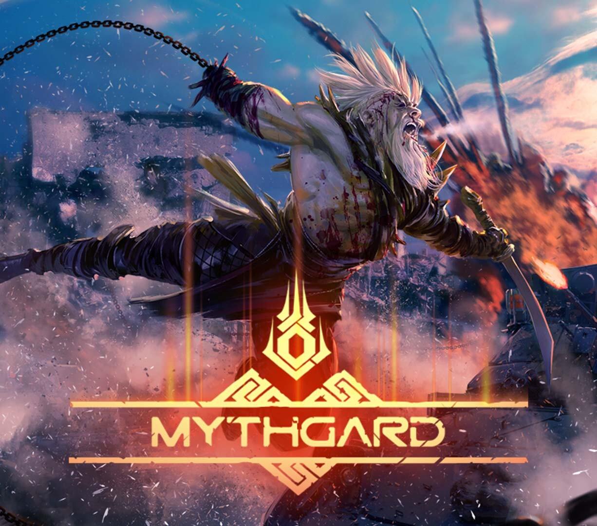 Mythgard - The Undead Tyr Monomund