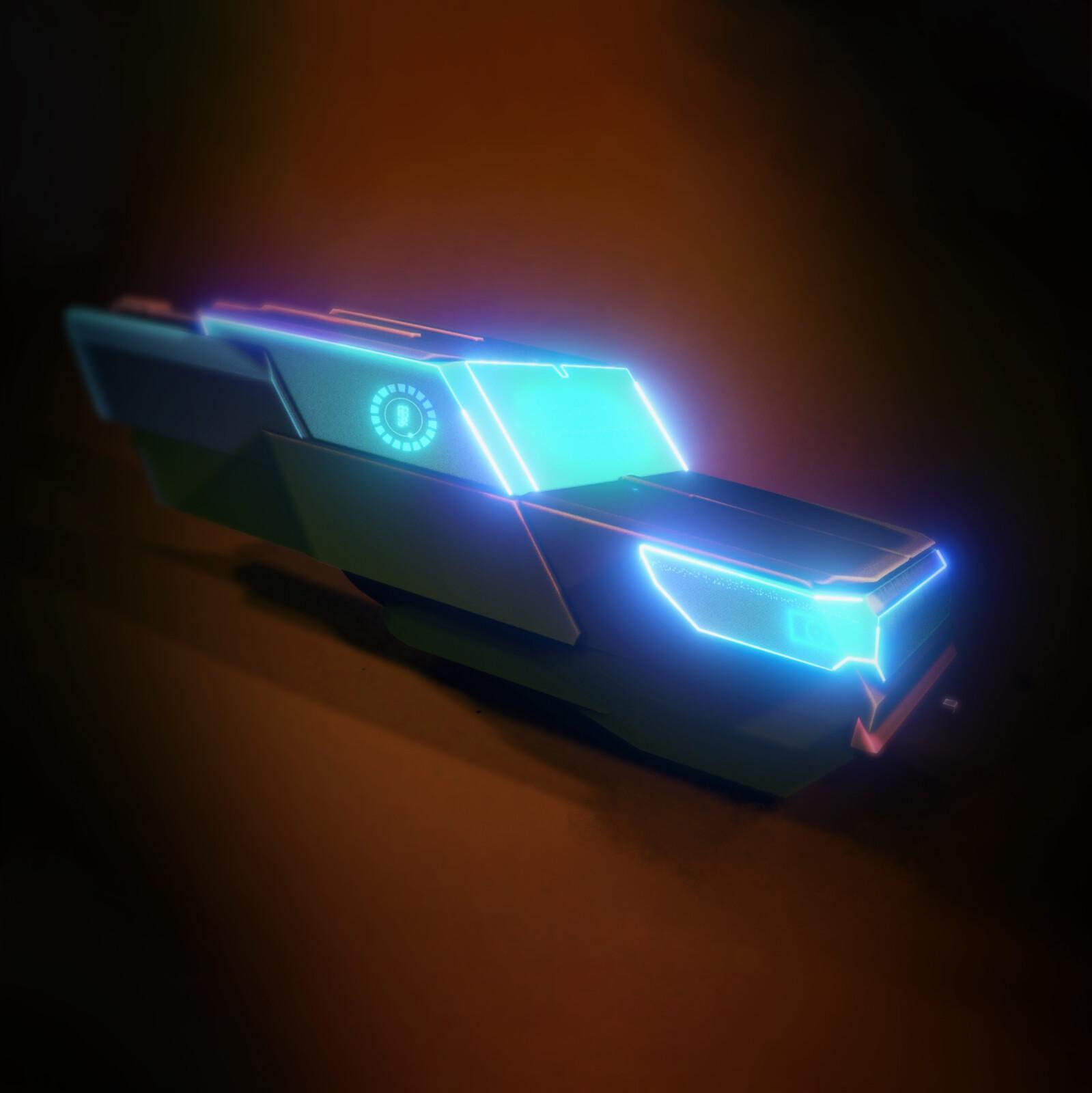 FK-M3 (Hologram)