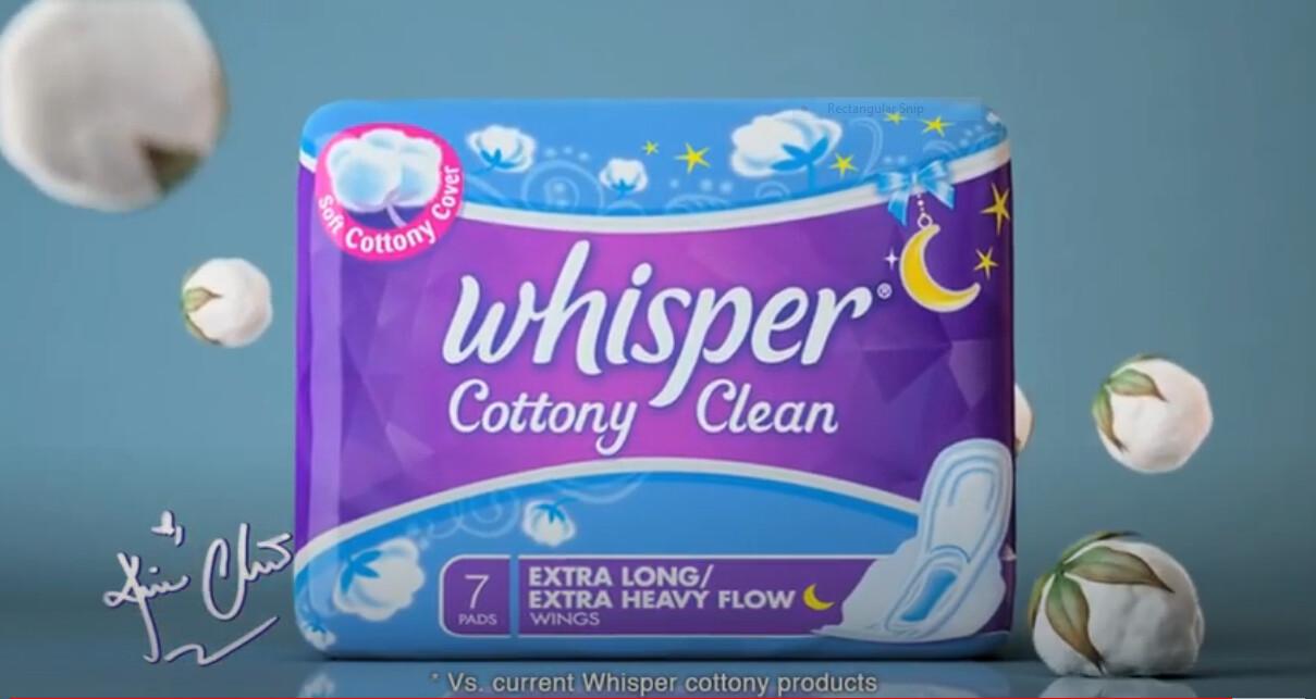 TVC Whisper | 2013
