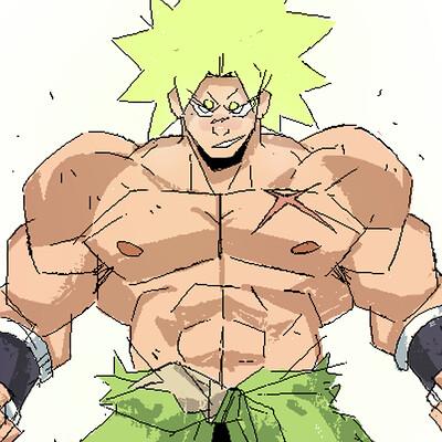 Broly ( Legendary Super Saiyan )