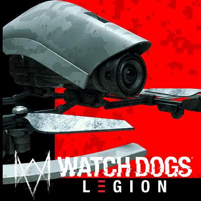 Ben nicholas ben nicholas bennicholas watchdogs legion drone companion icon