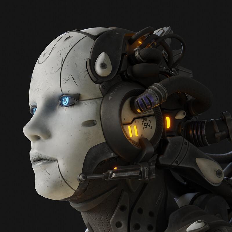 Starcraft II Adjutant PBR
