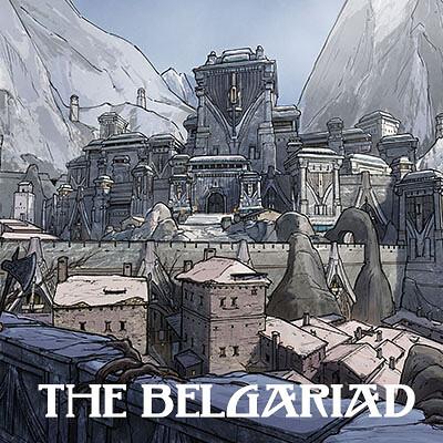Belgariad - Cherek