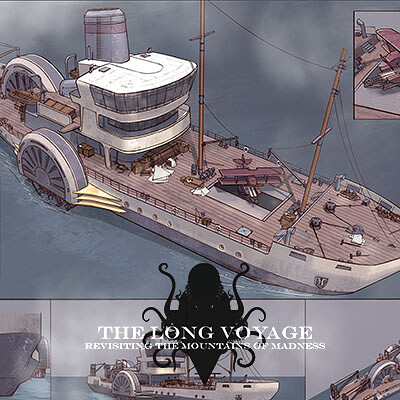 The Long Voyage - The Ithaqua