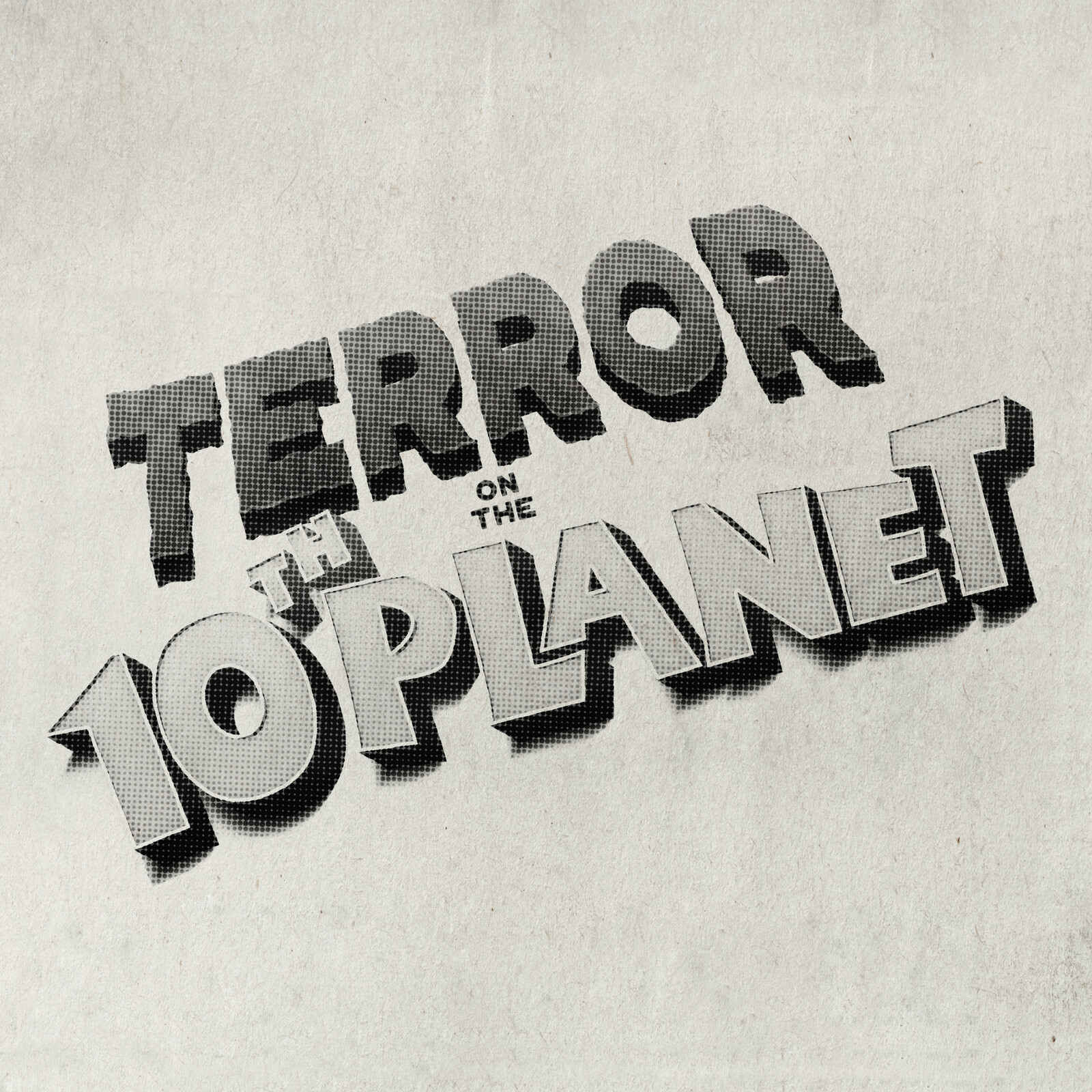 """Terror on the 10th Planet """"Scifitober 2020"""""""