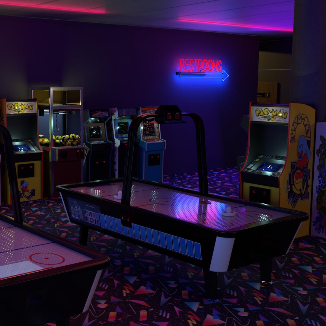 Arcade Environment