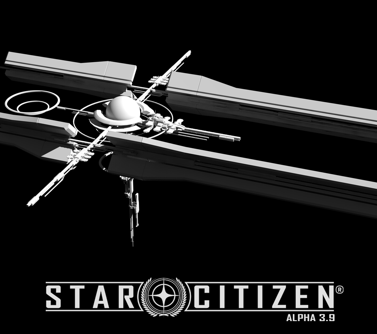 Star Citizen - space station explorations