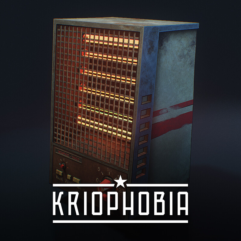 Kriophobia - Game Props