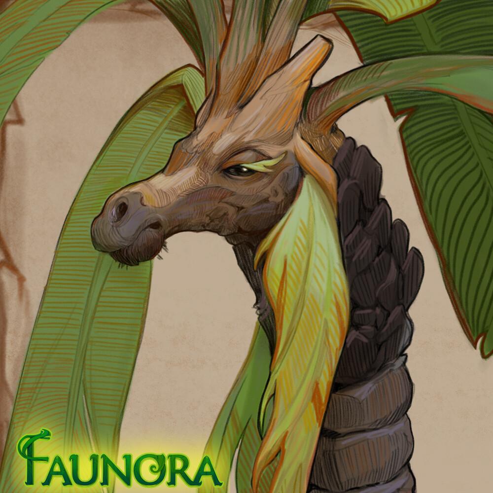 Faunora - Characters