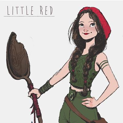 Kacey lynn kacey lynn little red 1