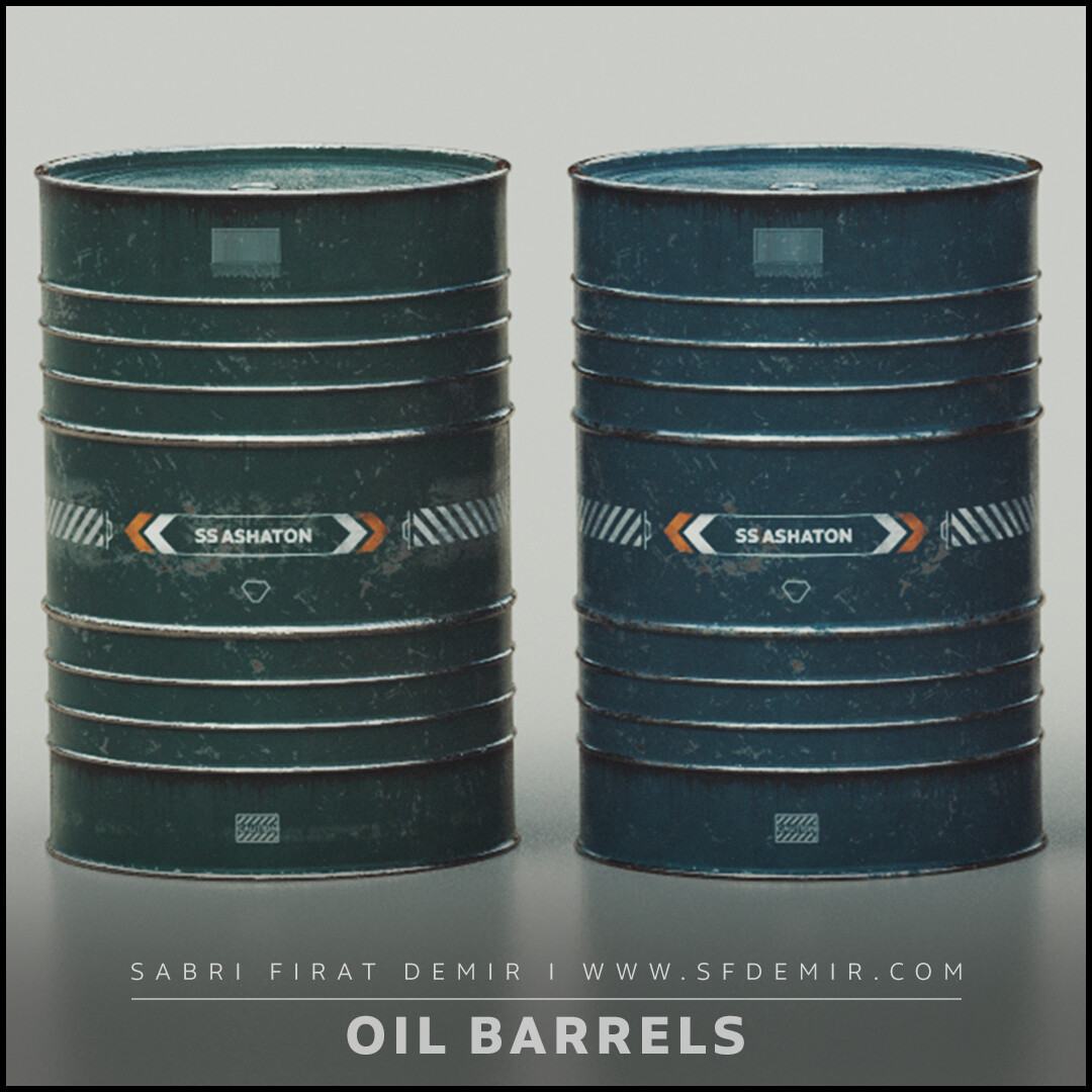Oil Barrel Collection