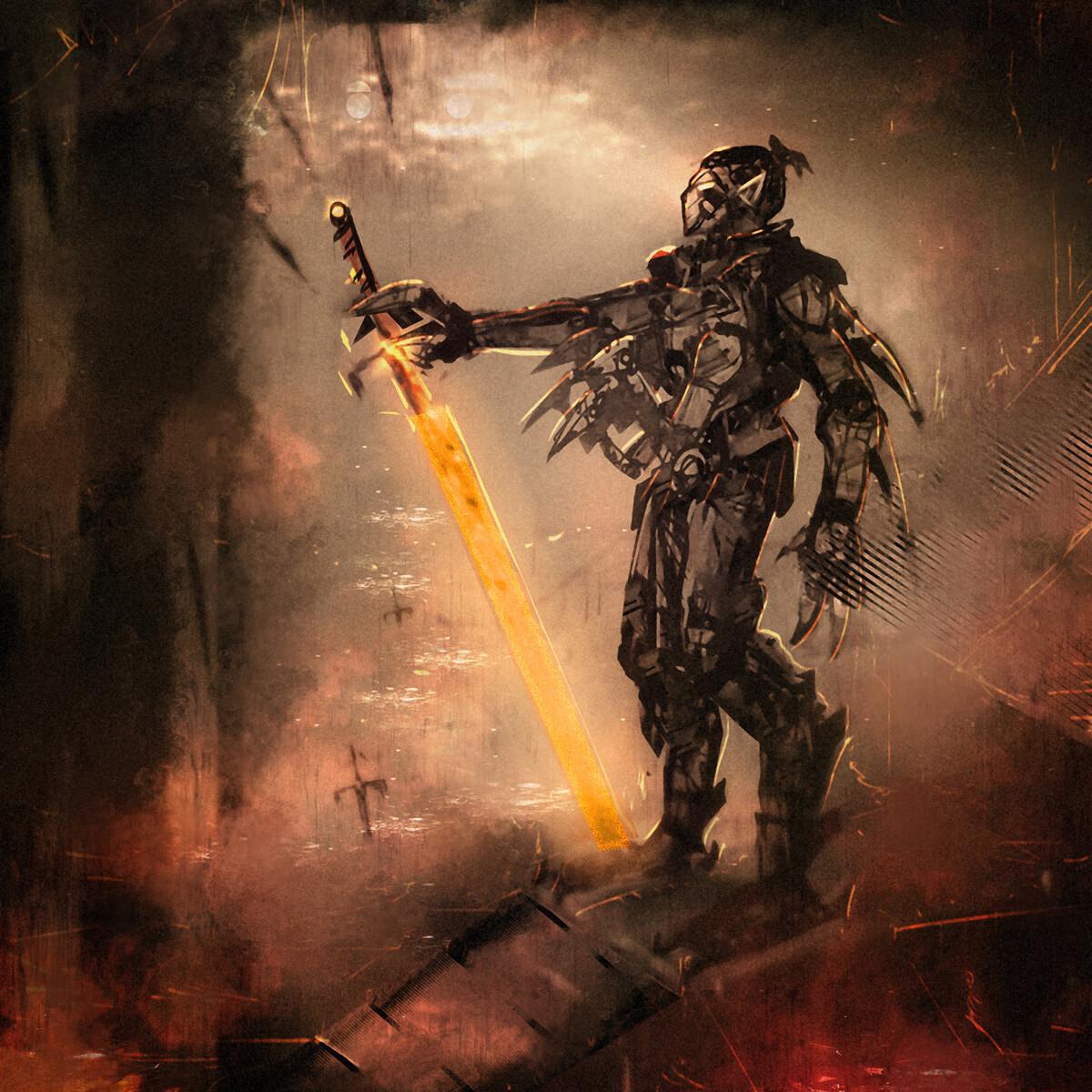 [RZL] Fire Sword 🟠⬆
