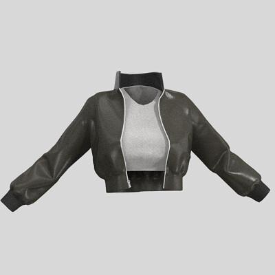 Alisahan yalcin alisahan yalcin leather jacket 6