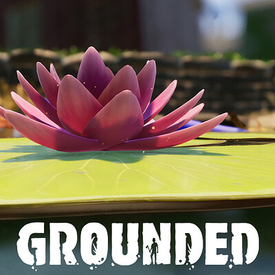 Grounded - Lilypad plants