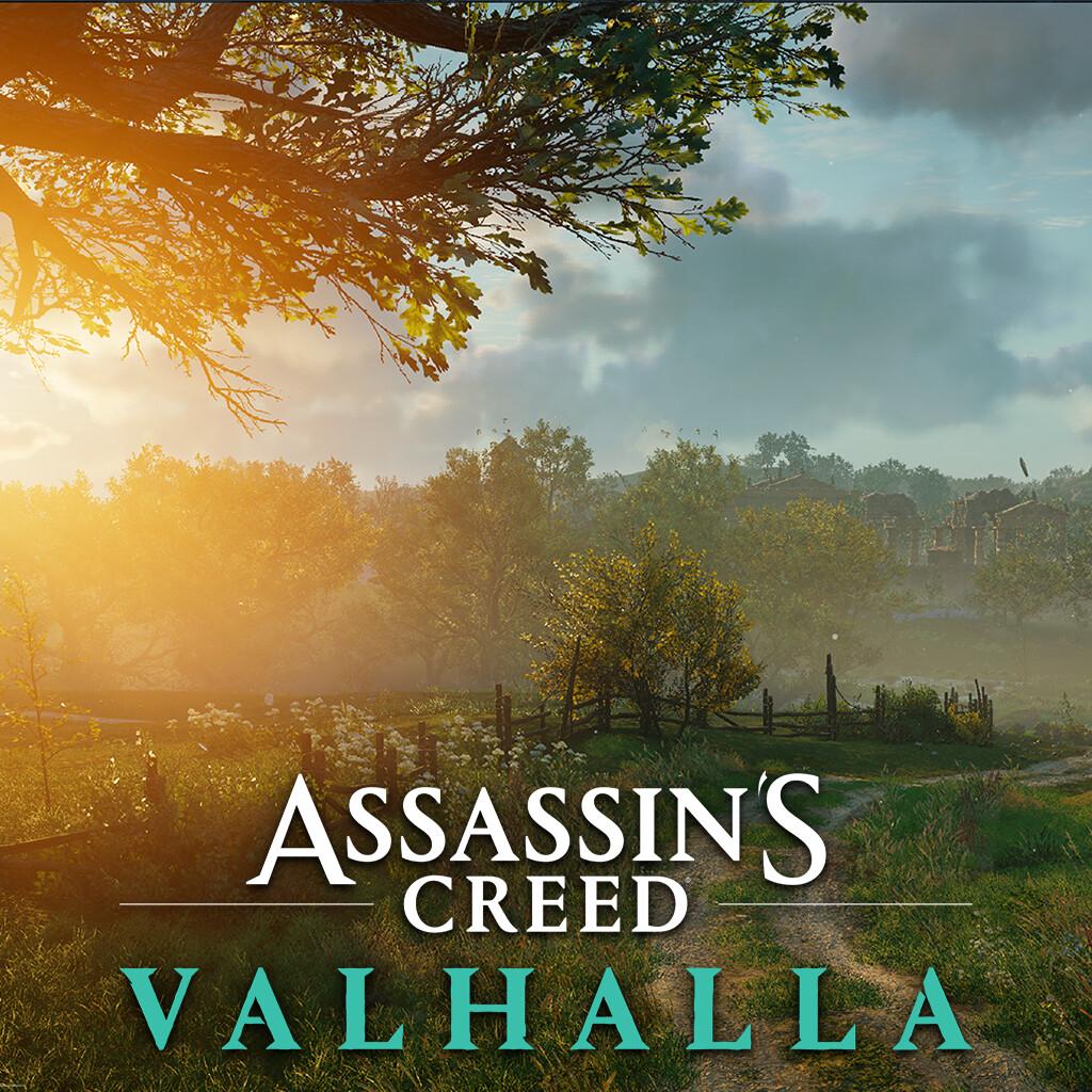 AC Valhalla - Landscapes of Essex