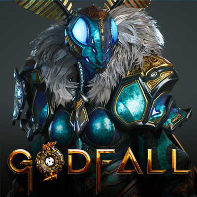 Godfall - Character and Weapon Shaders