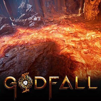 Godfall - Custom Shaders