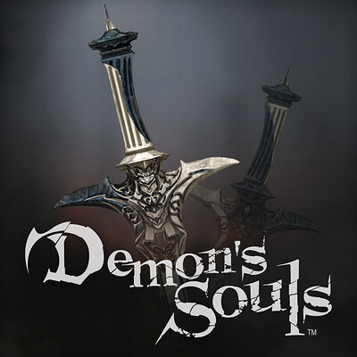 Alex lazar alex lazar demon s souls swords thumbnail
