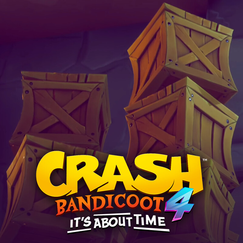 Crash Bandicoot 4: Crates