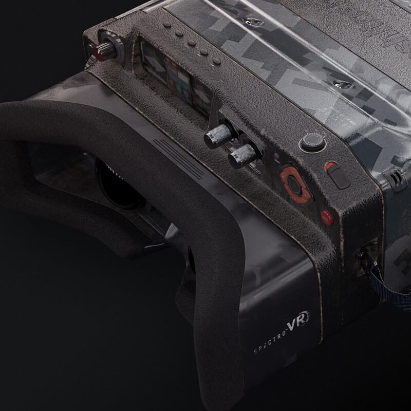 Spectro VR System