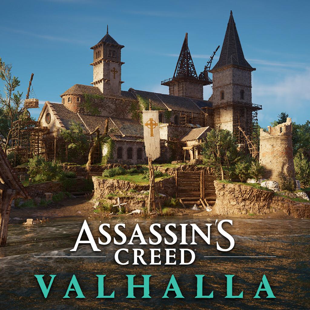 AC Valhalla - Raculf Monastery and Maldon