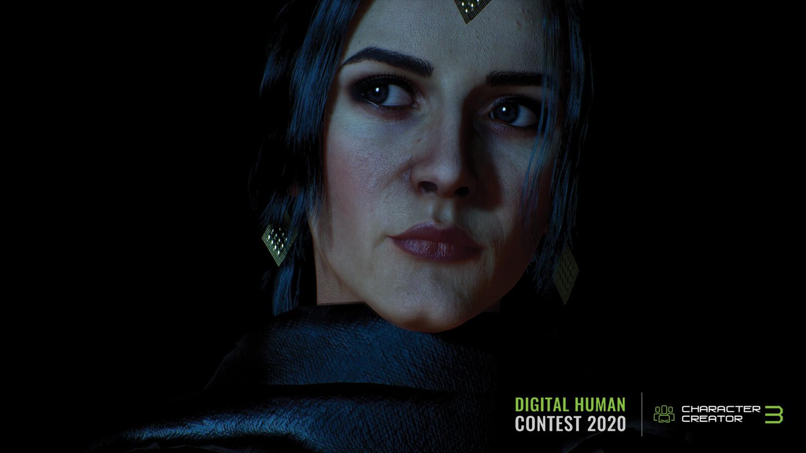 CC Digital Human Contest 2020 - Punjabi Girl