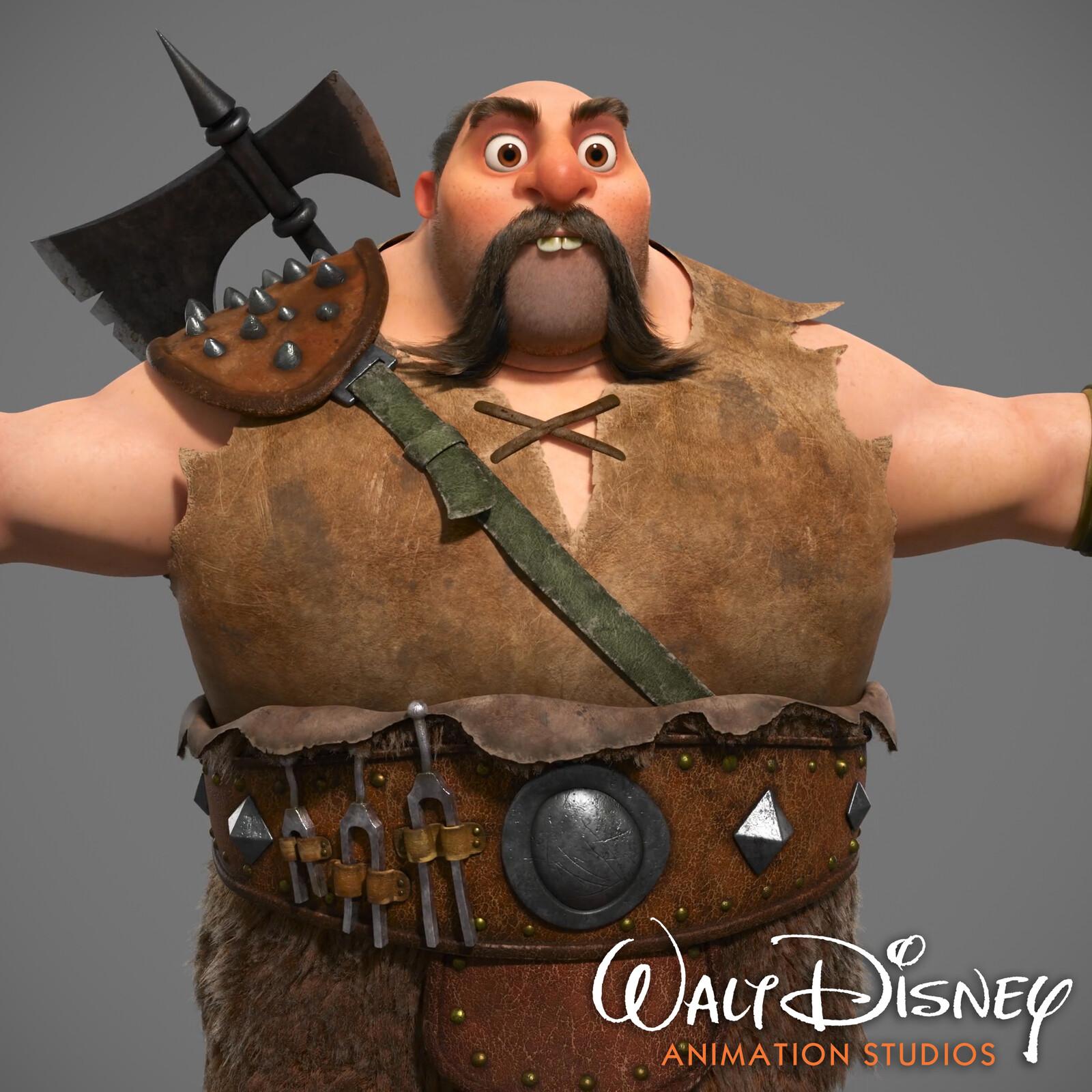 Disney Animation: Look Dev - Talent Development Training