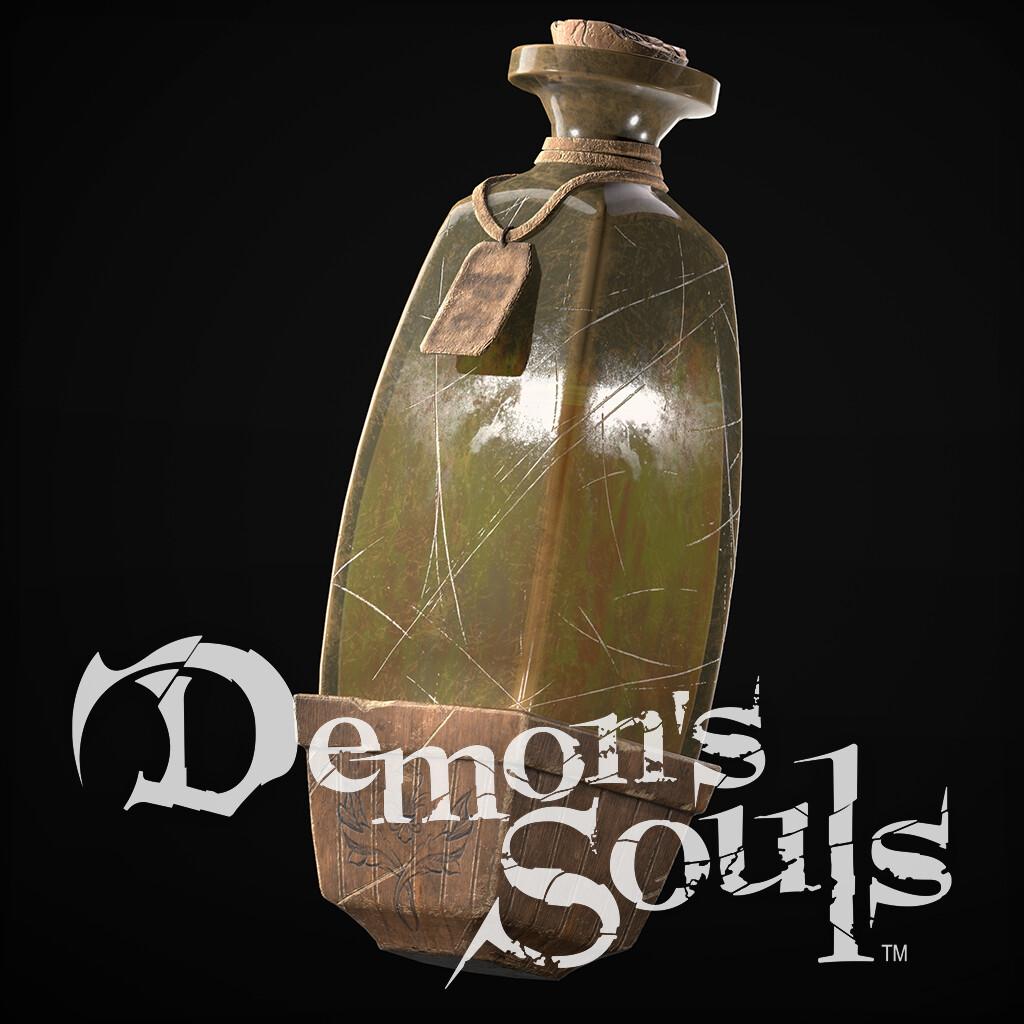 Demon's Souls Elixir