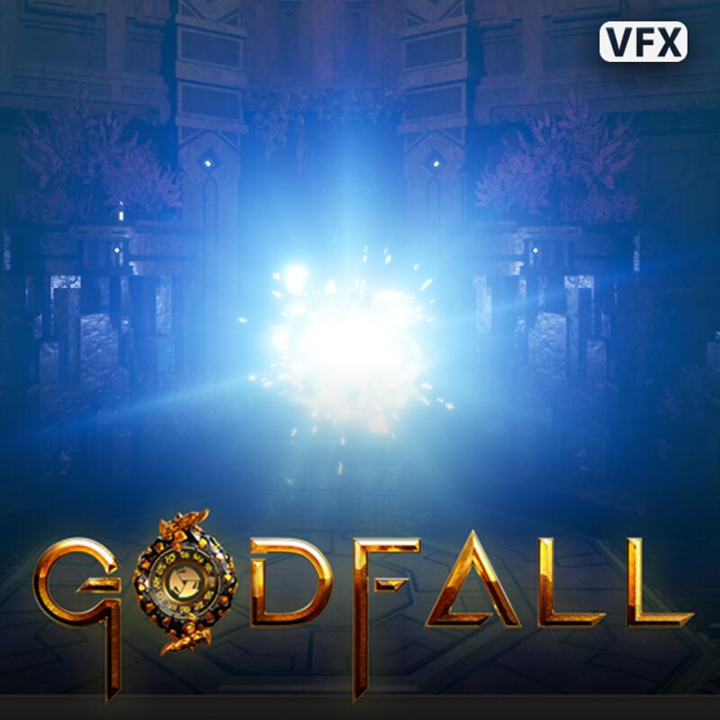 Godfall: Various VFX