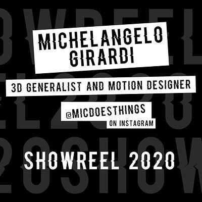 Michelangelo girardi michelangelo girardi artstation thumb
