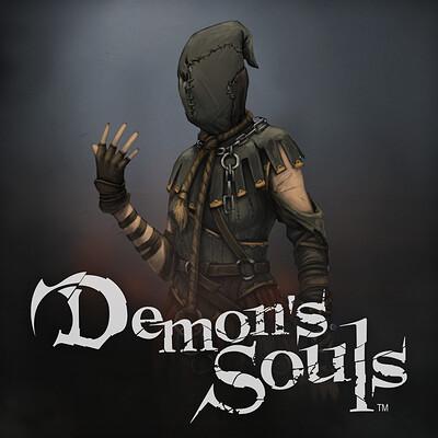 Alex lazar alex lazar demon s souls binded cross robes thumbnail