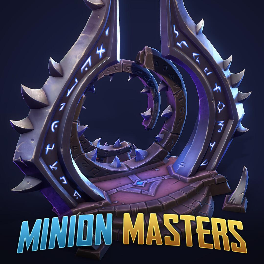 Minion Masters - Void Altar