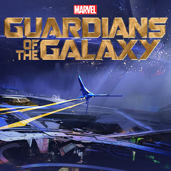 guardians of the galaxy concept work