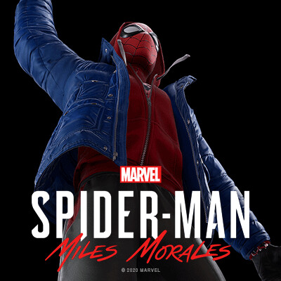 Spider-Man: Miles Morales Sportswear Suit